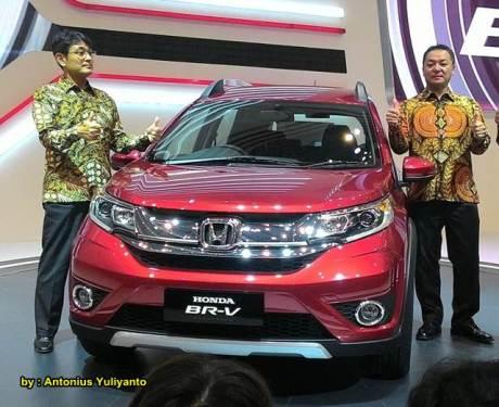 honda BR-V concept launch indoesia pertamax7.com