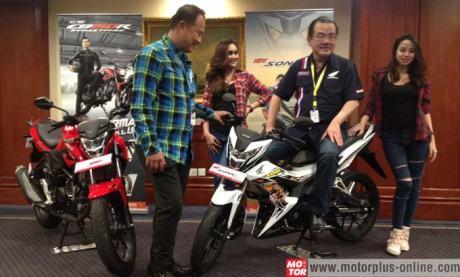 Honda Jatim Resmi Rilis All New CB150R Rp.26 jutaan dan New Sonic 150R Rp.21 jutaan Saja !