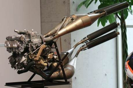 Honda NSR500 engine