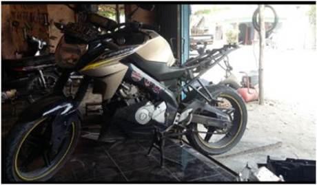 Info Kehilangan Yamaha New Vixion Emas di Tuban Jatim pertamax7.com
