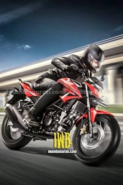 Ini Dia 3 Warna Honda CB150R facelift 2015, Siap tantang tabunganmu03 Pertamax7.com