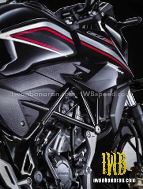 Ini Dia 3 Warna Honda CB150R facelift 2015, Siap tantang tabunganmu04 Pertamax7.com