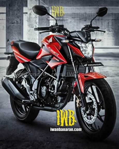 Ini Dia 3 Warna Honda CB150R facelift 2015, Siap tantang tabunganmu05 Pertamax7.com