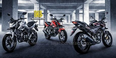 Ini Dia 3 Warna Honda CB150R facelift 2015, Siap tantang tabunganmu08 Pertamax7.com