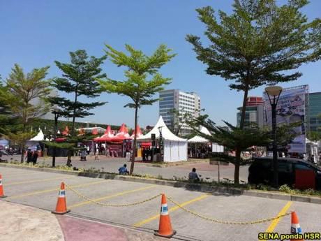 Intip suasana Grand Launching All New Honda CB150R dan New Sonic 150R di Solo Baru Jateng 07 pertamax7.com