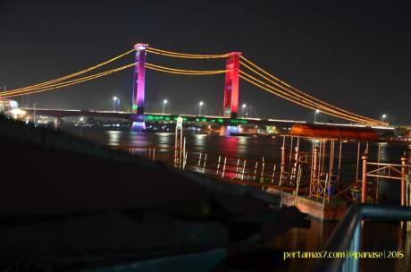 jembatan ampera palembang pertamax7.com