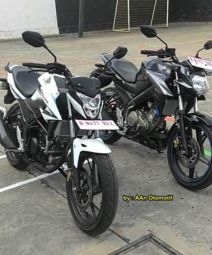 Laku 13.340 Unit Yamaha New Vixion Masih Raja Motor Sport Kalahkan Honda CB150R Januari 2016