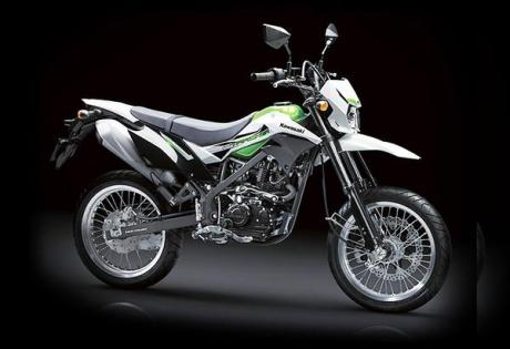 Kawasaki Luncurkan New D-Tracker 150 bervelg Ring 17 Lebar, makin Macho 03 Pertamax7.com
