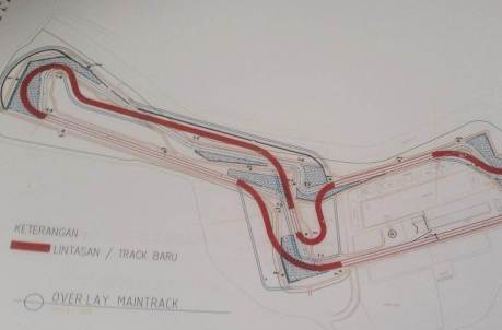 layout sentul motogp 2017
