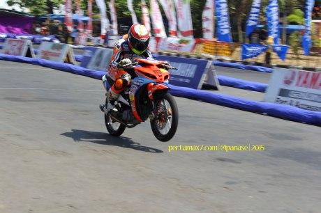 Masyarakat Kota Pati antusias saksikan Yamaha Cup Race seri 5 02 Pertamax7.com