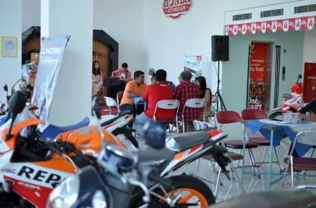 Meriahnya acara Customer Gathering Astra Motor Yogyakarta01 Pertamax7.com