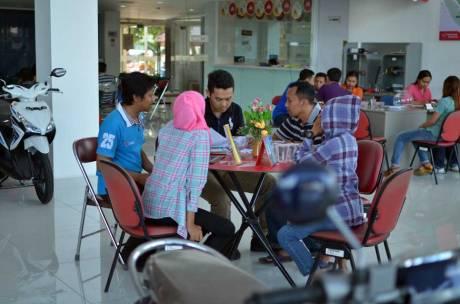 Meriahnya acara Customer Gathering Astra Motor Yogyakarta02 Pertamax7.com