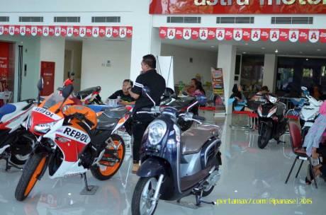 Meriahnya acara Customer Gathering Astra Motor Yogyakarta06 Pertamax7.com