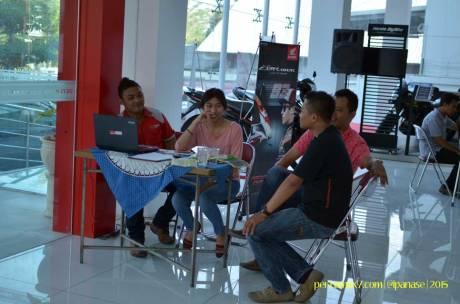 Meriahnya acara Customer Gathering Astra Motor Yogyakarta07 Pertamax7.com