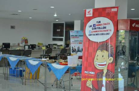 Meriahnya acara Customer Gathering Astra Motor Yogyakarta08 Pertamax7.com