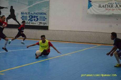 Meriahnya Komunitas Honda Yogyakarta Beradu Futsal sambil Nonton New Sonic 150R 04 Pertamax7.com