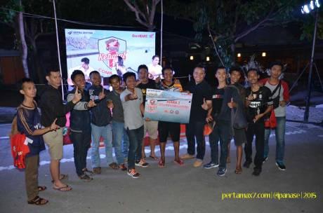 Meriahnya Komunitas Honda Yogyakarta Beradu Futsal sambil Nonton New Sonic 150R 10 Pertamax7.com