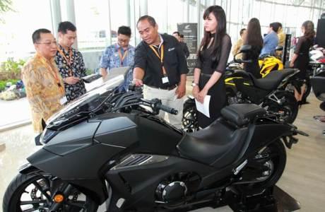 Mogeh Honda Ramaikan GIIAS 201504 pertamax7.com