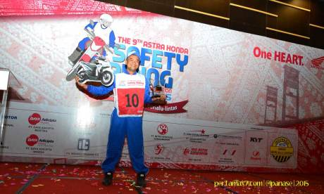 Pemenang Astra Honda Safety Riding Instructor Competition 2015 di Palembang 10 Pertamax7.com