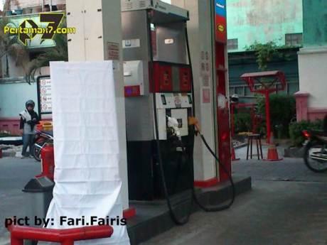 Pertamina Pertalite sudah Nongol di Jogja harga promosi Rp.8400 01 pertamax7.com