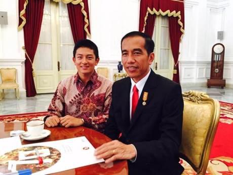 Presiden Indonesia Apresiasi dan Dukung Rio Haryanto Maju ke Balap F1 pertamax7.com