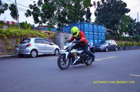Torsi New Honda Sonic 150R nampoll kobayogas Colek DIkit Terbang 05 Pertamax7.com
