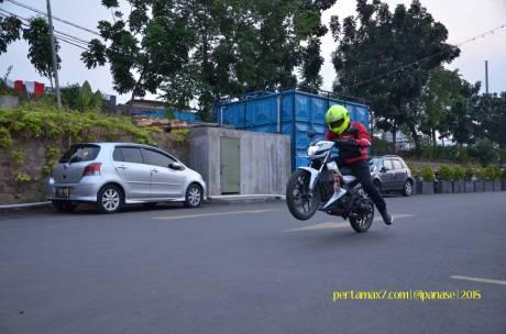 Torsi New Honda Sonic 150R nampoll kobayogas Colek DIkit Terbang 07 Pertamax7.com