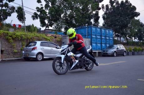 Torsi New Honda Sonic 150R nampoll kobayogas Colek DIkit Terbang 10 Pertamax7.com