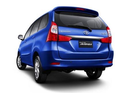 Toyota grand new avanza 1.5 V blue nebula pertamax7.com