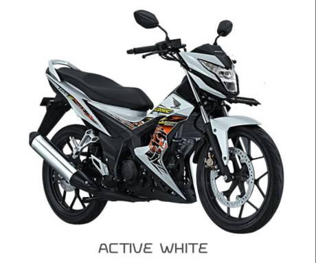 warna honda sonic 150 putih K56 pertamax7.com