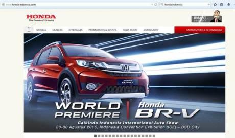 website honda indonesia pertamax7.com