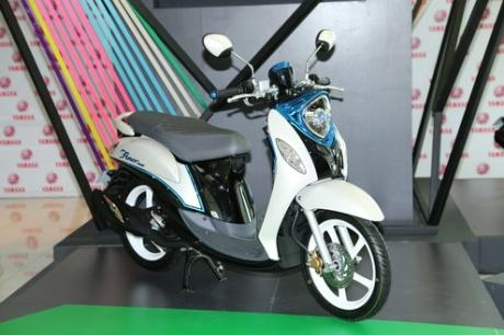 Yamaha Fino 125 Blue Core 06 Pertamax7.com