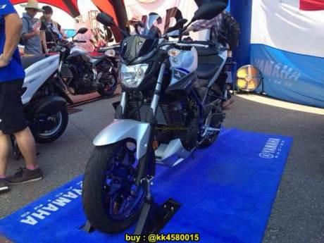 Yamaha MT-03 Tampil di Jepang01 pertamax7.com