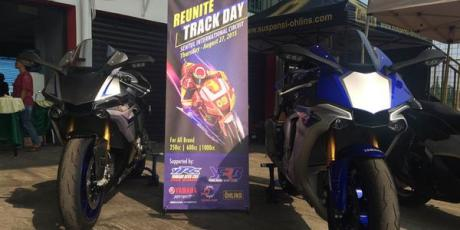 yamaha reunite track day R1M R1 Indonesia pertamax7.com
