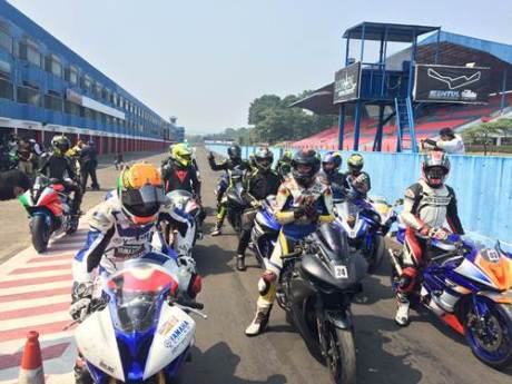 Yamaha Track Day kedua di Sentul International Circuit (6)