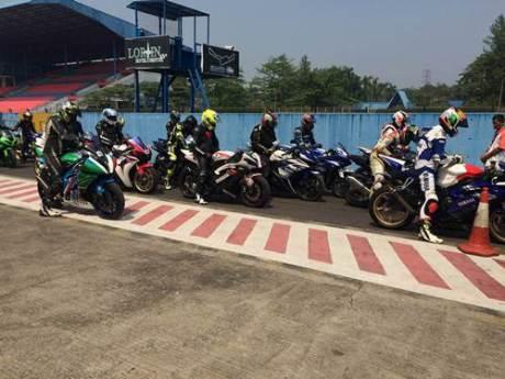 Yamaha Track Day kedua di Sentul International Circuit (7)