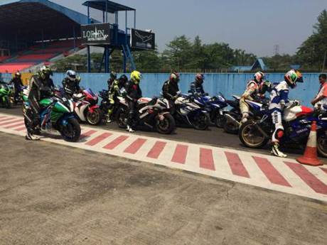 Yamaha Track Day kedua di Sentul International Circuit (7)