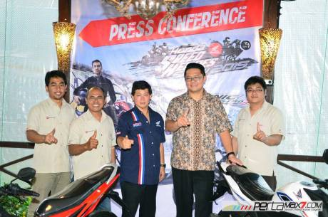 All new Honda CB150R dan New Sonic 150R resmi dijual di Astra motor Yogyakarta pertamax7.com 01