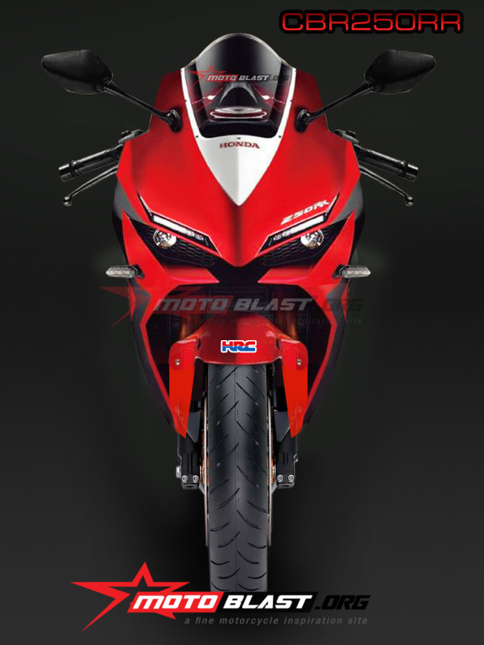all new honda CBR250RR 2016 render pertamax7.com