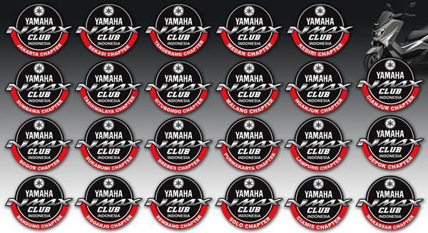 chapter Yamaha NMAX Club Indonesia Resmi Berdiri02 pertamax7.com