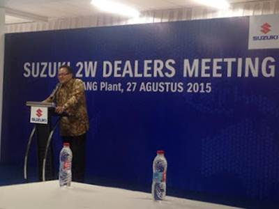 diler meeting suzuki motor 2015