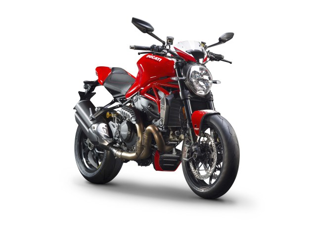 Ducati Monster 1200 R 201672 Pertamax7.com