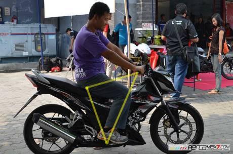 Ergonomi New Honda Sonic 150R 03 Pertamax7.com