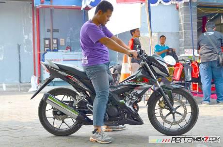 Ergonomi New Honda Sonic 150R 04 Pertamax7.com