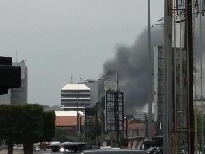 Gedung Mapolda Jateng Terbakar, banyak Motor Hangus 15 Pertamax7.com