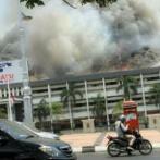 Gedung Mapolda Jateng Terbakar, banyak Motor Hangus 17 Pertamax7.com
