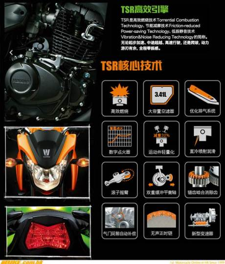 Haojue KA 150 Motor Suzuki Tiongkok ini cocok buat Hadapi Honda Verza 34 pertamax7.com