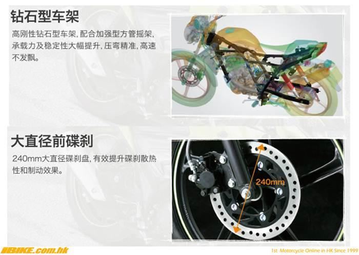 Haojue KA 150 Motor Suzuki Tiongkok ini cocok buat Hadapi Honda Verza 40 pertamax7.com