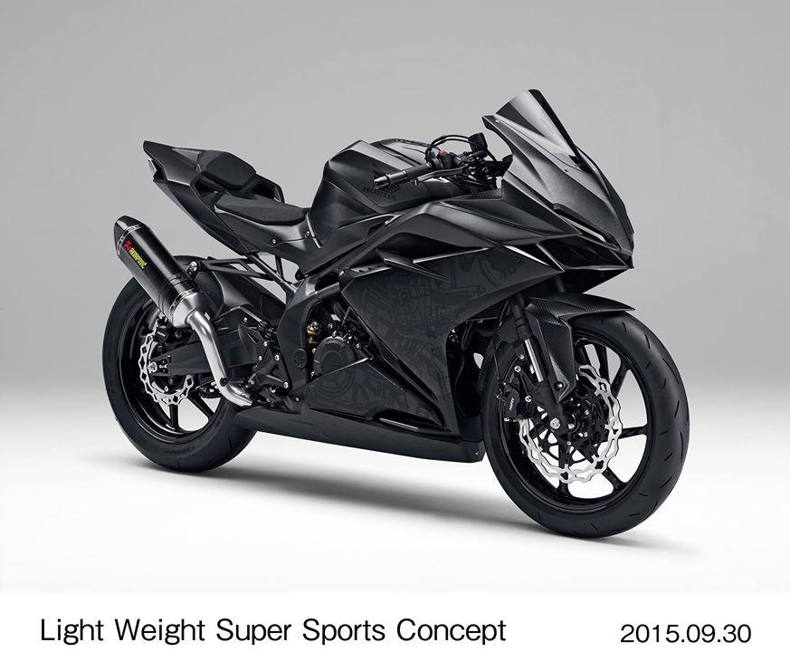 Honda Light Weight Super Sports Concept CBR250RR pertamax7.com