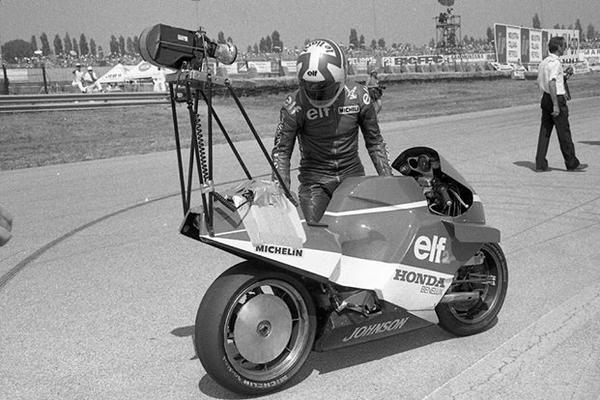 honda nsr 500 elf2 Christian Le Liard on board camera 1985 pertamax7.com